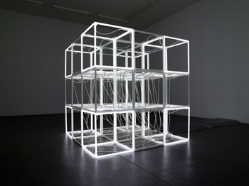 "JEPPE HEIN / ""CHANGING NEON SCULPTURE"""